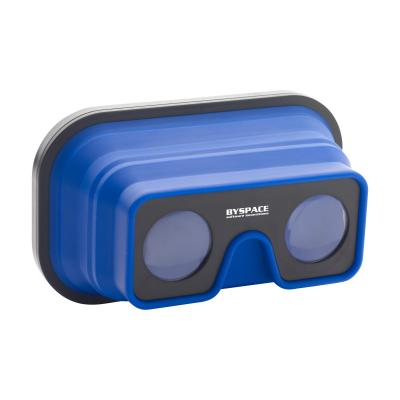 Image of Promotional Folding VR Glasses in Blue