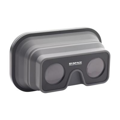 Image of Promotional Folding VR Glasses in Grey