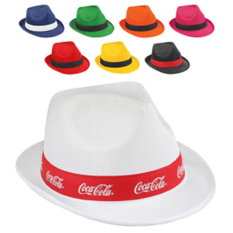 9ff5d394 Trilby Hat :: Hats :: JEM Promotions