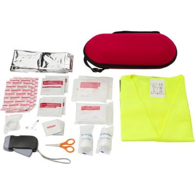 Image of Promotional Car emergency first aid kit.