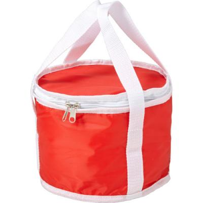 Image of Polyester (210D) round cooler bag