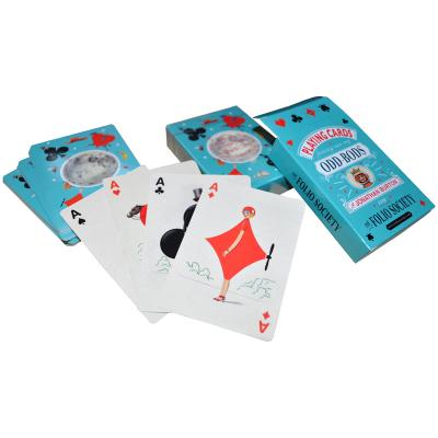Image of Promotional Poker Cards