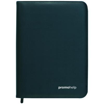 Image of Promotional A4 Zipped Conference Folder