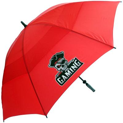 Image of Promotional Branded Vented Golf Umbrella